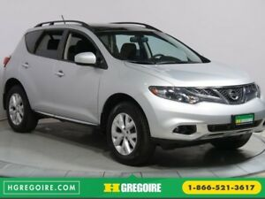 2014 Nissan Murano SV AWD TOIT OUVRANT BANCS CHAUFFANT MAGS
