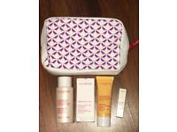 Clarins Set with Bag - NEW!
