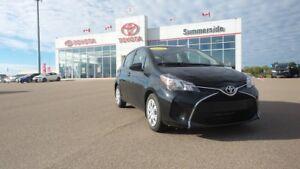 2015 Toyota Yaris LE $59 / WEEK. CAN YOU SAY GAS SAVINGS??