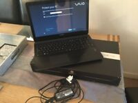 Sony VAIO Fit 15E HD ready Touchscreen