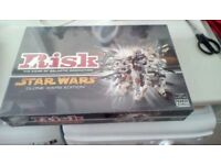 STAR WARS CLONE WARS EDITION BOARD GAME RISK NEW SEALED