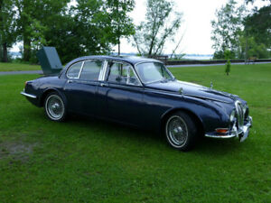 1966 Jaguar 3.8 S Club restoration