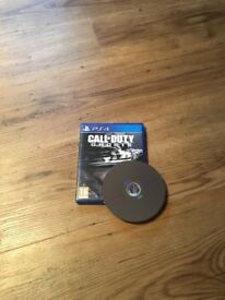 Call of Duty Ghosts PS4 Game