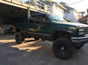 Lifted Chev