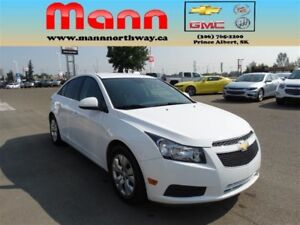 2013 Chevrolet Cruze LT Turbo | PST paid, Remote start, MyLink a