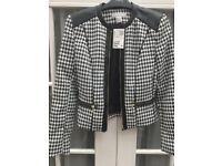 BRAND NEW WITH TAGS H&M BLAZER
