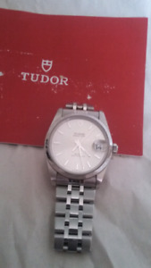 Oyster Tudor Prince Date Just 74000timeless luxury classic watch