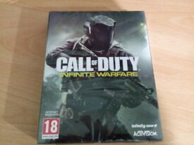Call Of Duty: Infinite Warfare Standard Edition w/ Extra Content and Pin Badges (PS4)