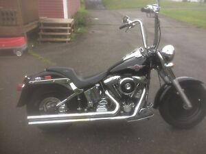 $8000!!! For sale 1999 Harley Davidson fatboy