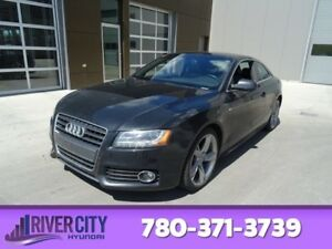 2011 Audi A5 AWD S-LINE QTRO 2.0T Leather,  Bluetooth,  A/C,