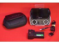 Sony PSP GO in Black £65