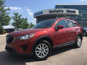 2013 Mazda CX-5 GX AWD BLUETOOTH, CRUISE, ALLOY RIMS