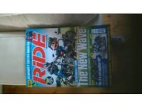 "Motor bike magazines-"" Ride"" since 2015"