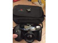 Retro Konica Airborg camera