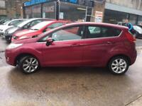 Ford Fiesta 1.25 ( 82ps ) Zetec 5 DOOR - 2009 09-REG - FULL 12 MONTHS MOT