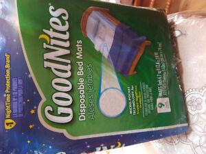Good nights disposal sheets
