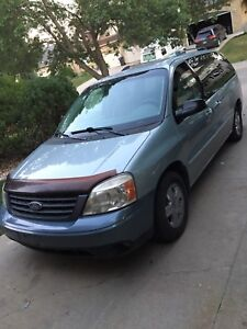 Clean Title 2006 Ford Freestar Sel Fresh Safety