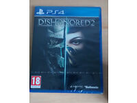Dishonored 2 PS4 - Used
