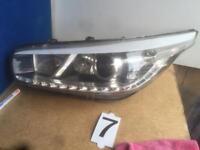 Hyundai headlight