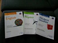 3 national 5 study books