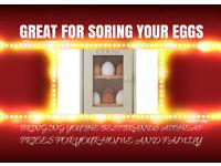 Cream Egg House
