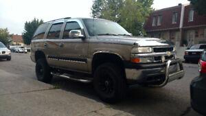 2001  Chevrolet Thaoe z71 VUS