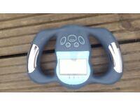 Hand held body fat monitor
