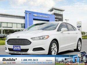 2015 Ford Fusion SE SAFETY AND RECONDITIONED