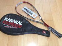 Karakal CSX Junior Carbon Fibre Squash Racket - Brand New