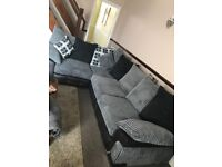 Brand new corner sofa and swivel chair from SCS
