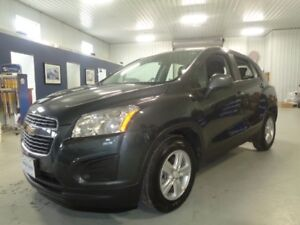 2015 Chevrolet Trax LS 1.4 4CYL TURBO 6 SPD ONLY 23872KMS