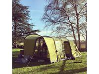 Vango Capri 500XL airbeam tent