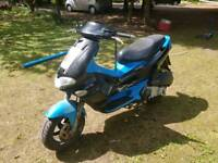 2002 Gilera Runner 50cc with 125 engine