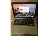 MacBook Pro i7 2.9 GHz, 4GB ram, 750 GB hdd
