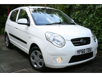 Kia **PICANTO** 1.1 ^DOMINO^ 2011 60 Plate *5 Door* ONLY 23k miles