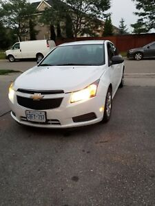Chevrolet Cruze LS 2013 | Low Km | Priced To Sell