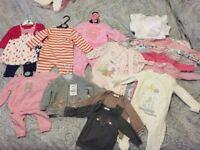 Baby Clothes bundle 0-3 months inc Unworn Joules & Next