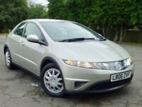Honda Civic Automatic 1.4, 2 YEARS WARRANTY, Auto, not Volkswagen nissan citroen ford renault toyota