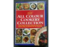 COOK BOOK ALL COLOUR COOKERY COLLECTION