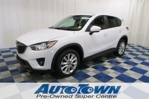 2014 Mazda CX-5 GT AWD/BACKUP CAM/SUNROOF/LEATHER