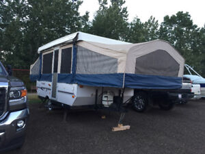 Large Tent Trailer Great Condition!