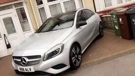 MERCEDES 2.P SPORTS A CLASS FULLY LOADED NIGHT PACKAGE LIMITED EDITION LOW MILES ONLY 14.5 K
