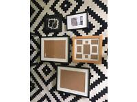 Various picture frames for sale