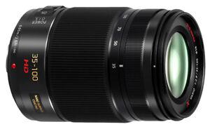 Objectif Panasonic 35-100mm F2.8 ou 12-60mm F2.8