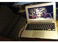 Upgraded Macbook Air (11inch, mid 2011) 1.6ghz i5, 2gb DDR3 RAM, Intel HD 3000 [*SSD 250GB*]