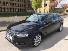 Audi A4 2014 Auto , sat nav , leather