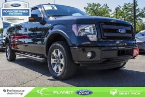 2014 Ford F-150 FX4|REVERSE SENSORS|SAT RADIO|FORD CERTIFIED