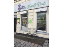Cafe and Cake shop business for sale