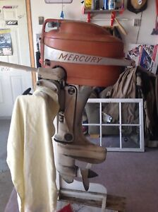 Old Mercury Outboard