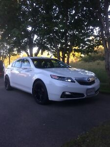 2013 Acura TL SH-AWD Tech Package Nav.